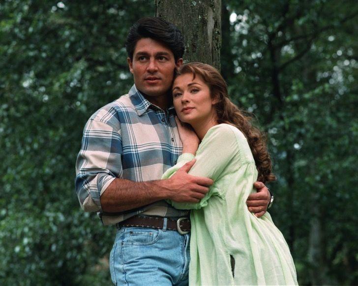 Recuerdas a Esmeralda de la telenovela mexicana? Su actriz tiene hoy 49 años y luce irreconocible