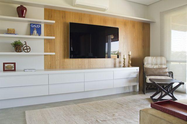 Decoracao De Interiores Sala De Tv ~ Decoração de interiores Condomínio Fazenda Bonanza  Decoradora