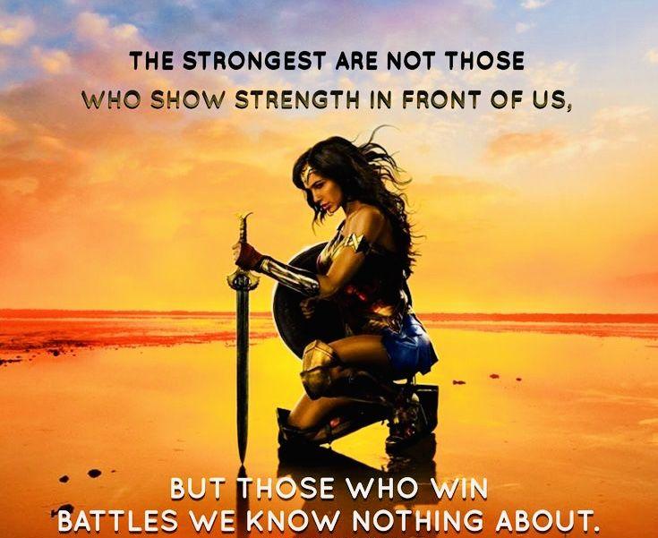 Wonder Woman Wonder Woman Quotes Woman Quotes Warrior Quotes