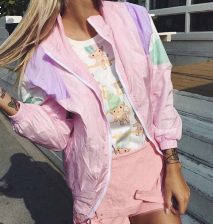Pastel Vintage Retro Outfit Retro Outfits Pastel Fashion Aesthetic Clothes