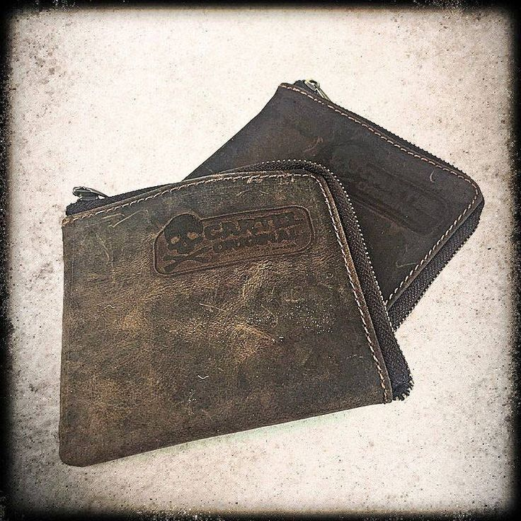 ROGUE a real man wallet made of organic cow leather. To the bar, beach, festival, to the concert or the motorbike - wherever you need to take a few basic men's things - banknotes, card, ID, a few coins or condom...Worldwide shipping from Slovakia🇸🇰🇪🇺 - Cartel Original Base 💀💀💀
