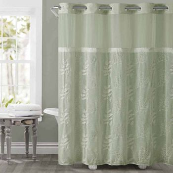 Green Shower Curtains for Bed & Bath - JCPenney