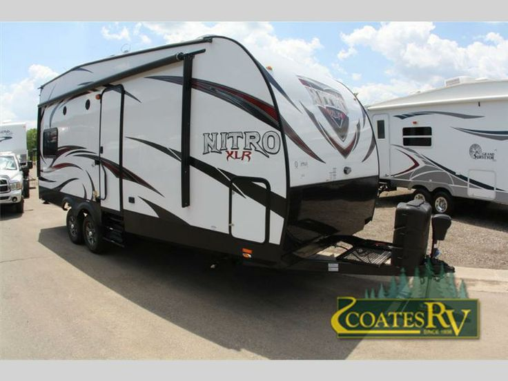 Trat Er Toy : Forest river rv xlr nitro fqsl toy hauler travel