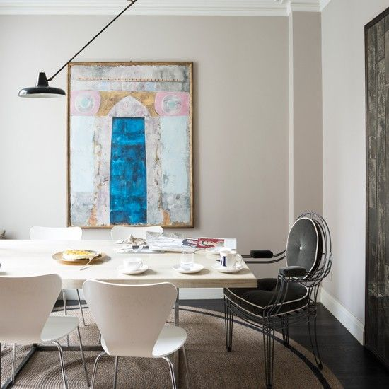 Best 25 Neutral dining rooms ideas on