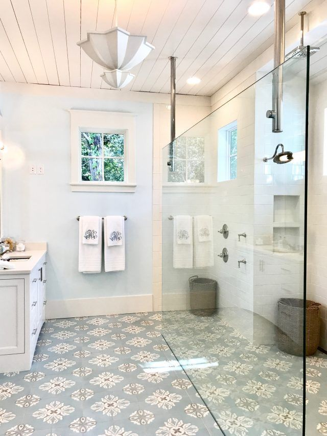 My Tour Of The Southern Living Idea House Emily A Clark Southern Living Homes French Country Bathroom Bathrooms Remodel