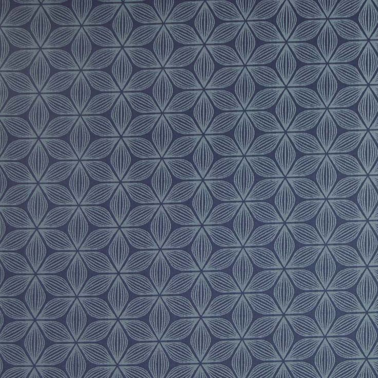 Warwick Fabrics : CHASE, Colour OCEAN