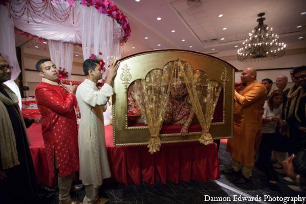 indian wedding ceremony palanquin http://maharaniweddings.com/gallery/photo/6191