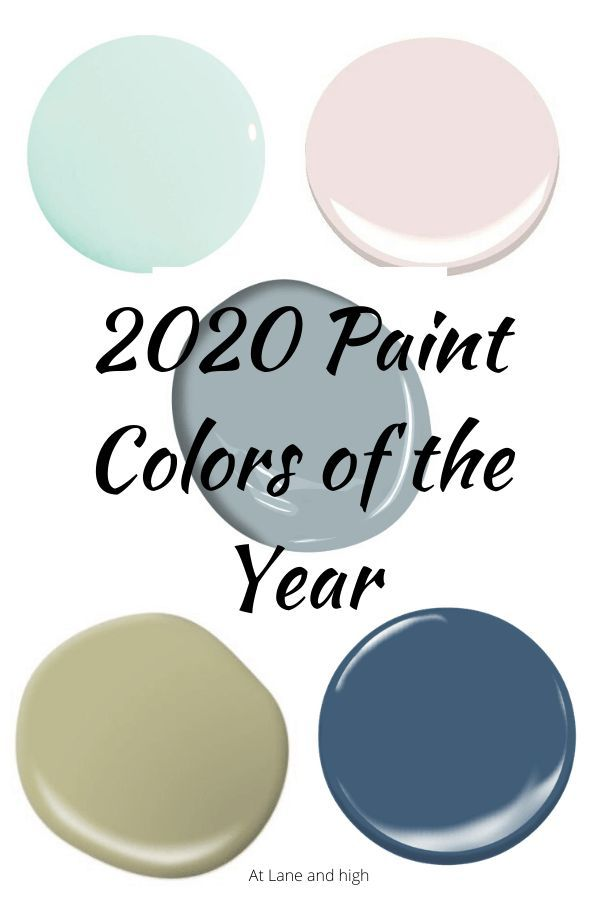 2020 Paint Colors Of The Year In 2020 Calming Paint Colors Top Paint Colors Coastal Paint Colors