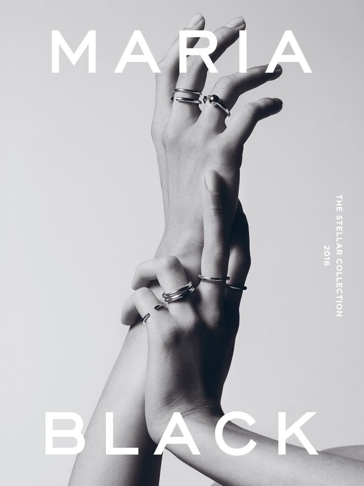 Stellar Collection from Maria Black  #mariablack #mariablackjewellery