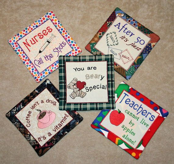 450 best machine embroidery coasters & doillies images on ...