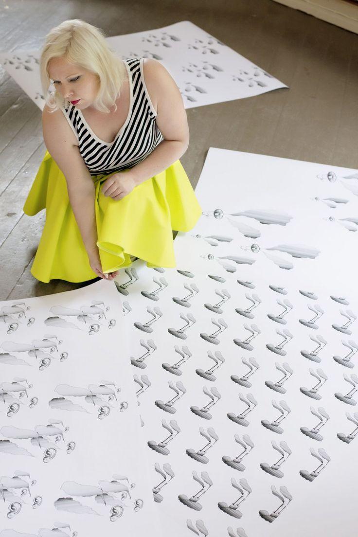 Virpi Karjalainen - Design portfolio