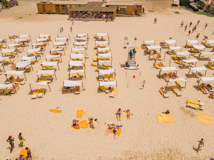 Morna Beach Club & Praia Santa Maria