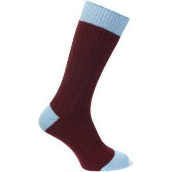 luxury football socks | Luxury men's ankle socks | cashmere mens socks
