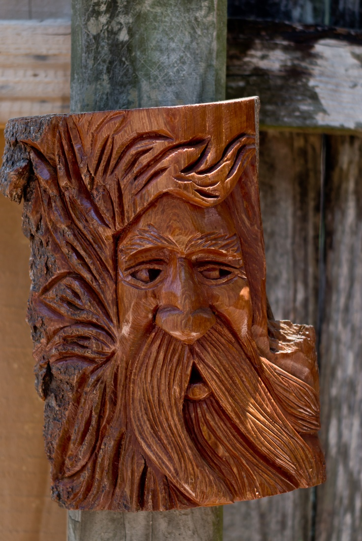 Best images about wood spirit on pinterest