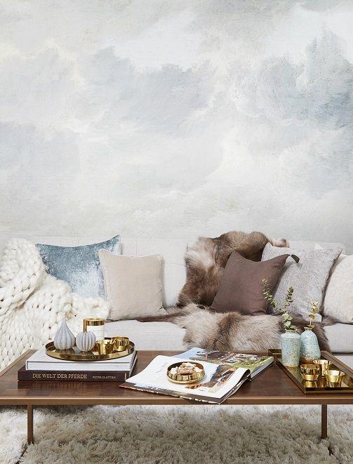 Die besten 25+ Gemütlicher winter Ideen auf Pinterest Kuschliger - winter deko wohnzimmer
