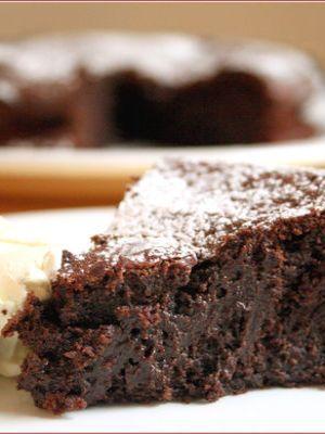 Torta Tenerina #dessert #dolci #Ferrara #EmiliaRomagna #Italy #Italia