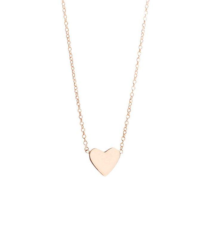 Ariel Gordon Small Heart Necklace