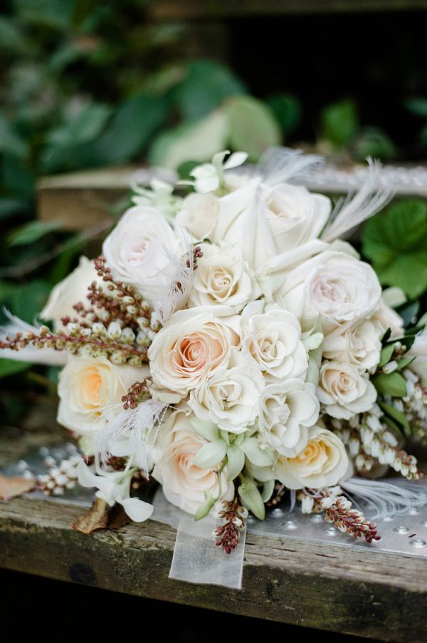 bridal bouquet idea; photo: Suzanne Rothmeyer Photography