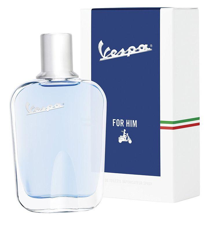 Το Vespa for Him από τον οίκο Vespa είναι ένα ξυλώδες άρωμα για άνδρες. Αποκτήστε το Eau De Toilette 30ml με έκπτωση, από 27,00€ μόνο με 13,00€! #aromania #VespaPerfume #VespaForHim