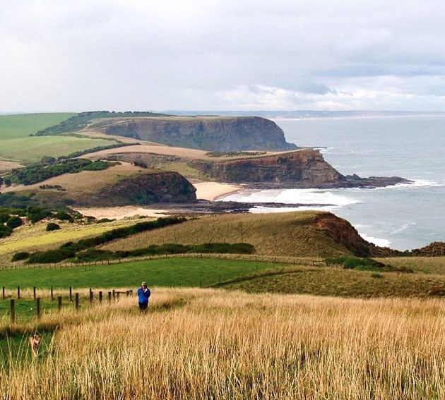 One of many Phillip Island walks. Photo: Bruceypix