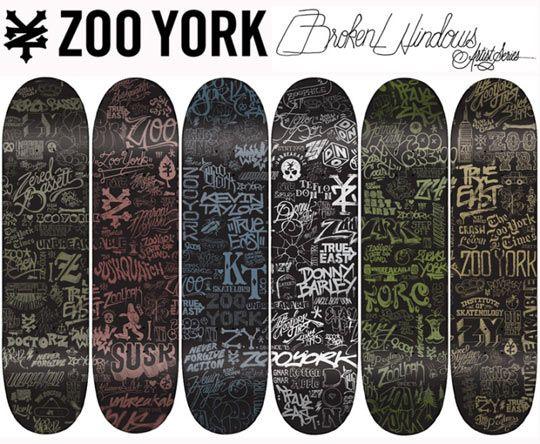 #Skateboard #Zooyork