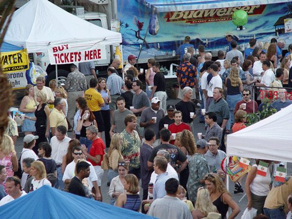 The First Friday block party in St. Petersburg, Florida, was canceled due to unseasonably cold weather. Because it was 50 degrees out, with the temperature expected to slide as low as 45. The horror. They almost had to wear jackets. So as most of you hide inside your homes from the bitter winter, over night trying  to prevent freezing to death in the -10 degree weather, take solace in knowing that the citizens of St. Petersburg are also suffering