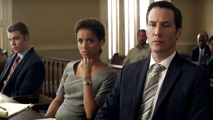 'Versões de Um Crime', na trama um advogado criminalista Ramsey (Keanu Reeves) vai defender um..