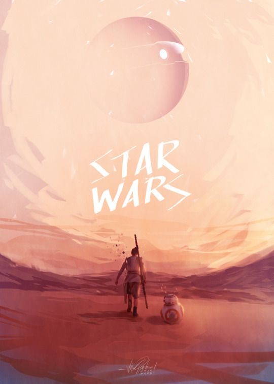 Star Wars: The Force Awakens by Javier G. Pacheco