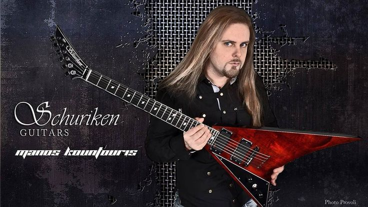 Η ήρεμη δύναμη του Μάνου Κουντούρη   #guitar #schurickenguitars #guitar #interview #rock #metal