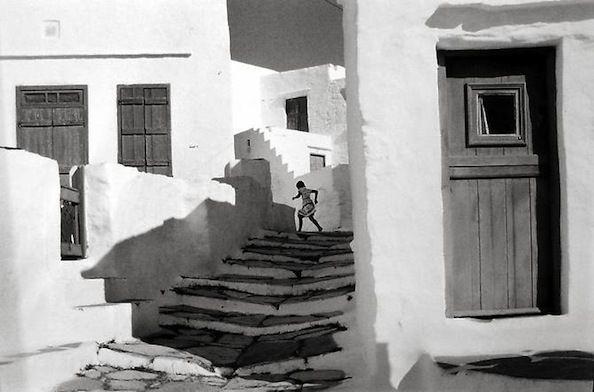 Siphnos, Greece, 1961  Henri Cartier-Bresson  1961