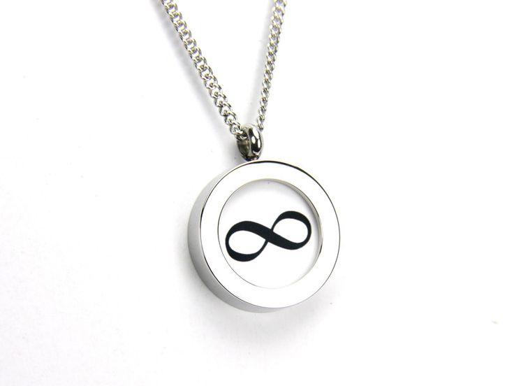 Namensketten - Personalisierte Halskette Infinity - ein Designerstück von 4guys bei DaWanda