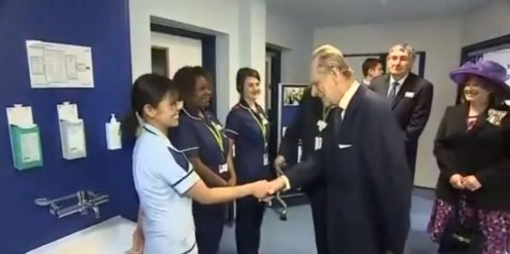 Top 10: Prince Philip gaffes. Prince Philip put his foot firmly in his mouth once again this week when he told a nurse her country must be 'half empty' as there were so many Filipinos working for the NHS.