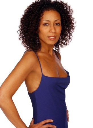 Tamara Tunie ... I like her in SVU