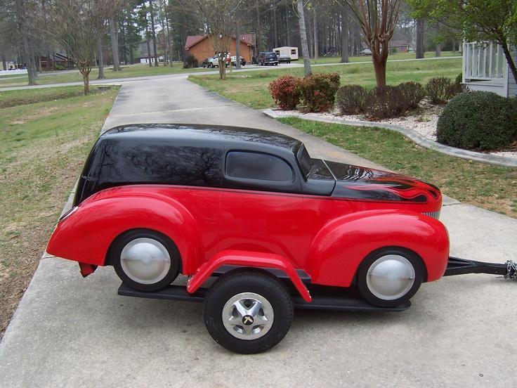 Car Replica Trailers