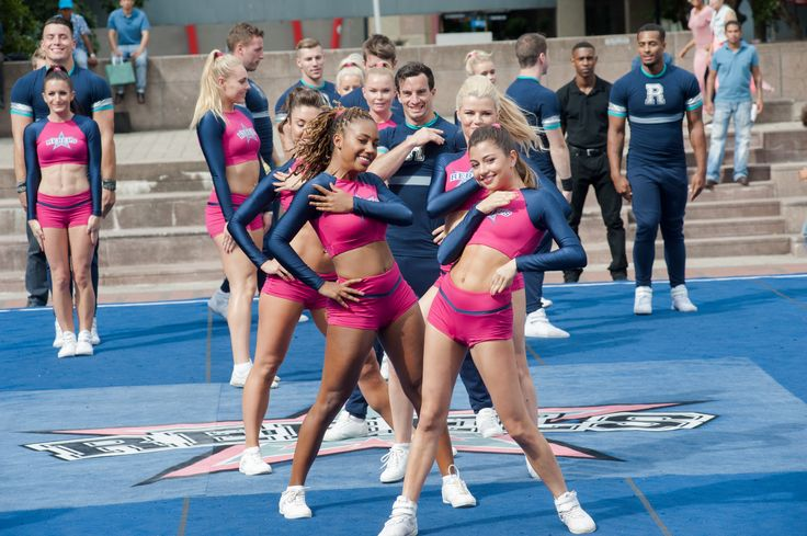 BRING IT ON: WORLDWIDE #CHEERSMACK CAST REVEAL BTS MOMENTS
