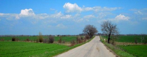 walachei landschaft im Rumänien Reiseführer http://www.abenteurer.net/2777-rumaenien-reisefuehrer/