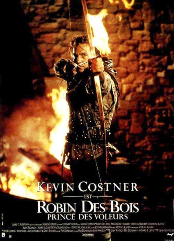 Robin des Bois, prince des voleurs  film de Kevin Reynolds