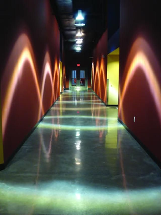 Pictures Of Concrete Flooring Surface Treatments. Industrial Floor PaintPolished  ...