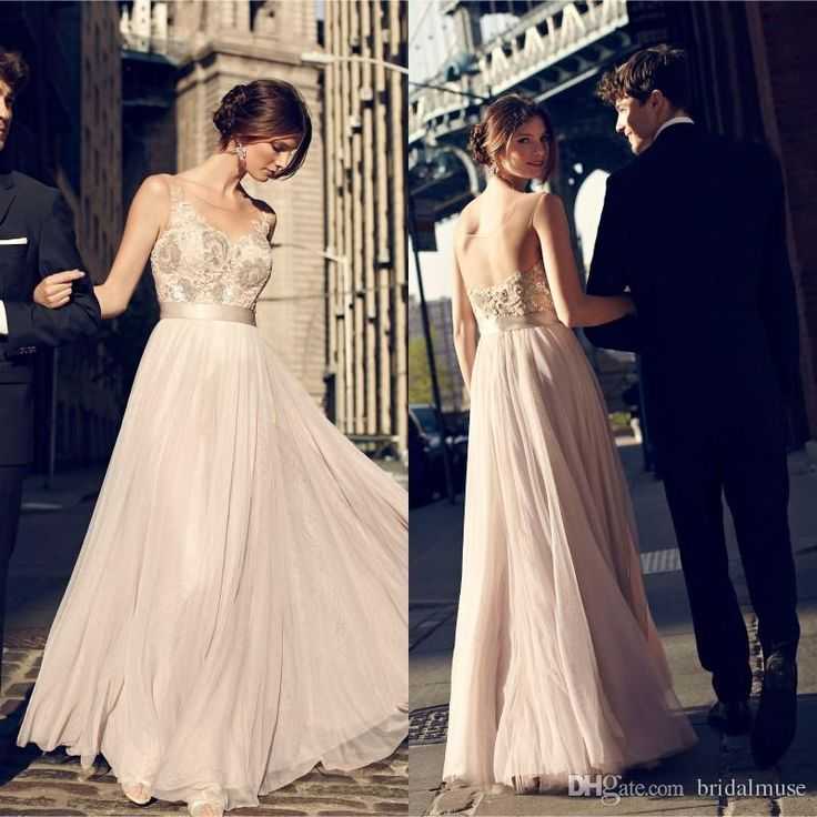 Vintage Champagne 2015 Cheap Maid Of Honor Dresses Bridesmaid Gowns A Line Floor Length Scoop With Appliques Long Evening Formal Prom Cr0079 Kids Bridesmaid Dresses Knee Length Bridesmaid Dresses From Bridalmuse, $77.91| Dhgate.Com