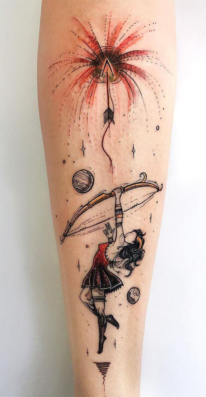 Magical Illustrative Tattoo C Tattoo Artist Robson Carvalho Foot Tattoos Tattoo Designs For Women Unique Tattoos