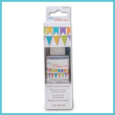 Celebrations True Color Fusion Stamp Cleaner