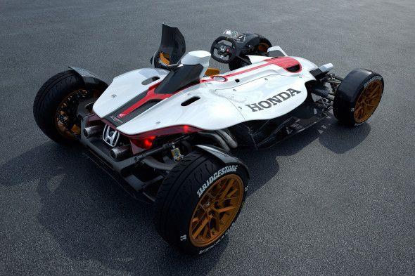 Project 2&4 concept car
