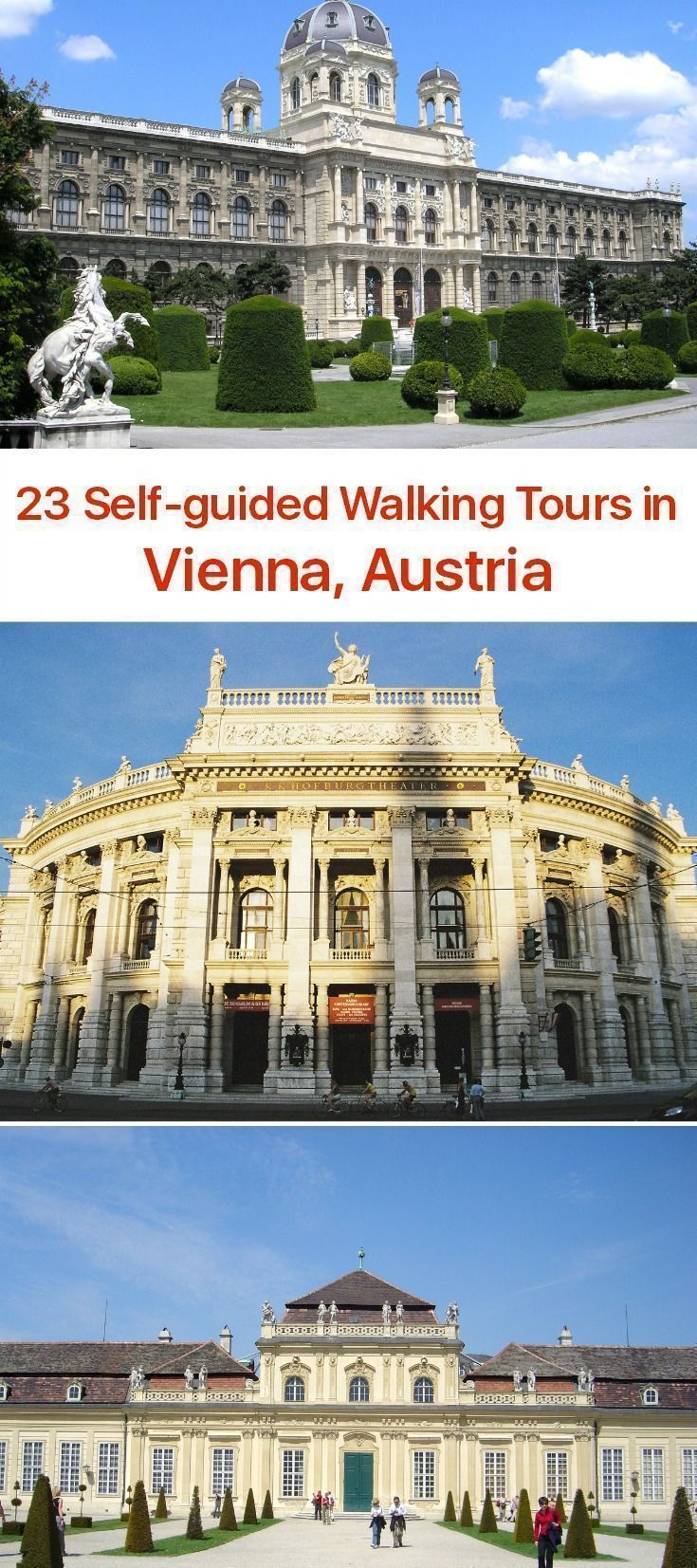 Symbol of elegance and imperial chic, the city of Vienna lives up to the legacy of its grand past, remaining one of the key tourist destinations of the Old World.  Millions of visitors flock to the city each year to appreciate the beauty of the Austrian capital and many good things associated with it.