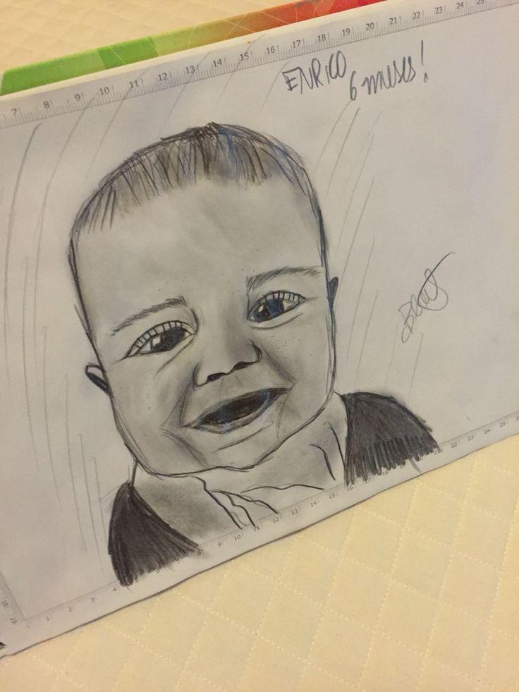 Enrico 6 meses