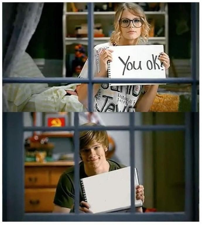 Template Taylor Swift You Ok Taylor Swift Meme Taylor Swift Love You Meme