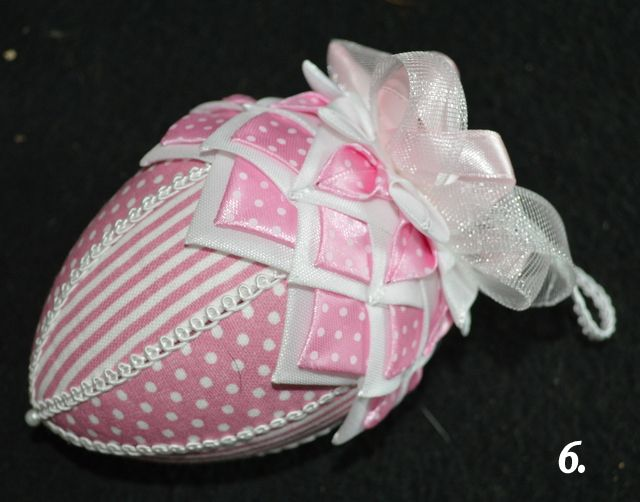 Vajíčko č. 11 :: Creative ribbons