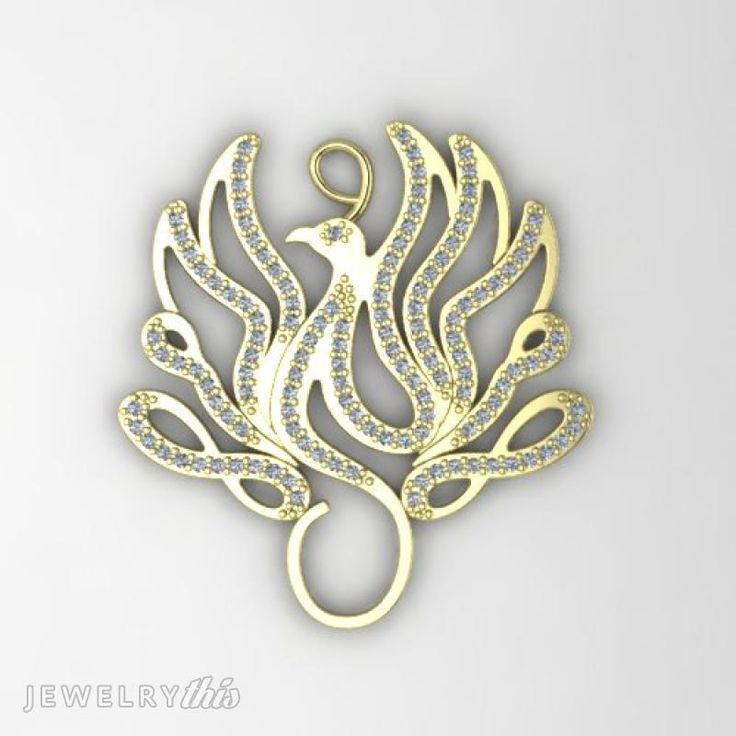 17 Best Images About 3D Jewelry Pendant Designs On