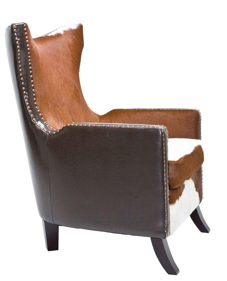 Denver cow fauteuil Kare Design