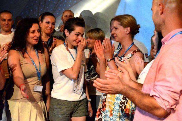 Dawcy szpiku i biorcy spotkali się w Szczecinku (zdjęcia)
