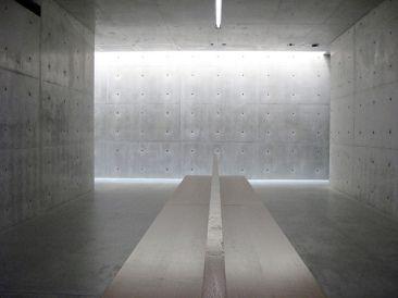 Chichu Art Museum Naoshima by Tadao Ando